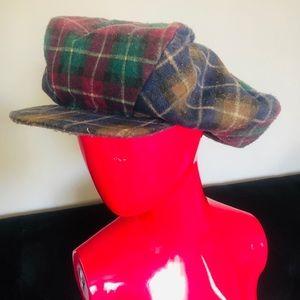 Classic Tam O' Shanter Scottish Hat
